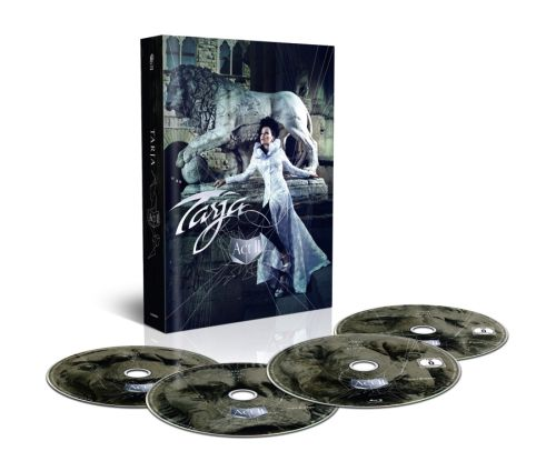 "TARJA kündigt das Live-Album ""Act II"" an"