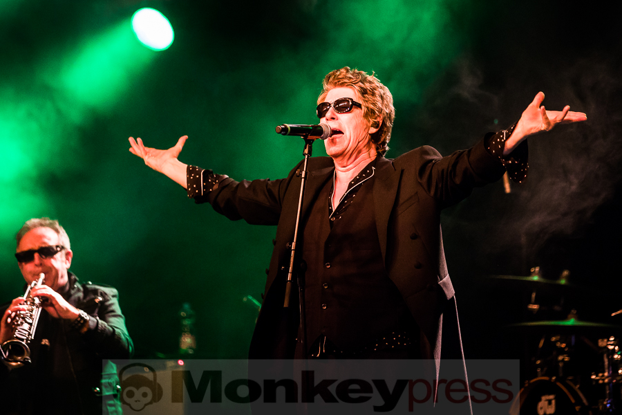 The Psychedelic Furs, © Michael Gamon