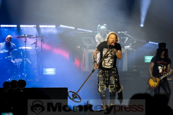 Fotos: GUNS N' ROSES
