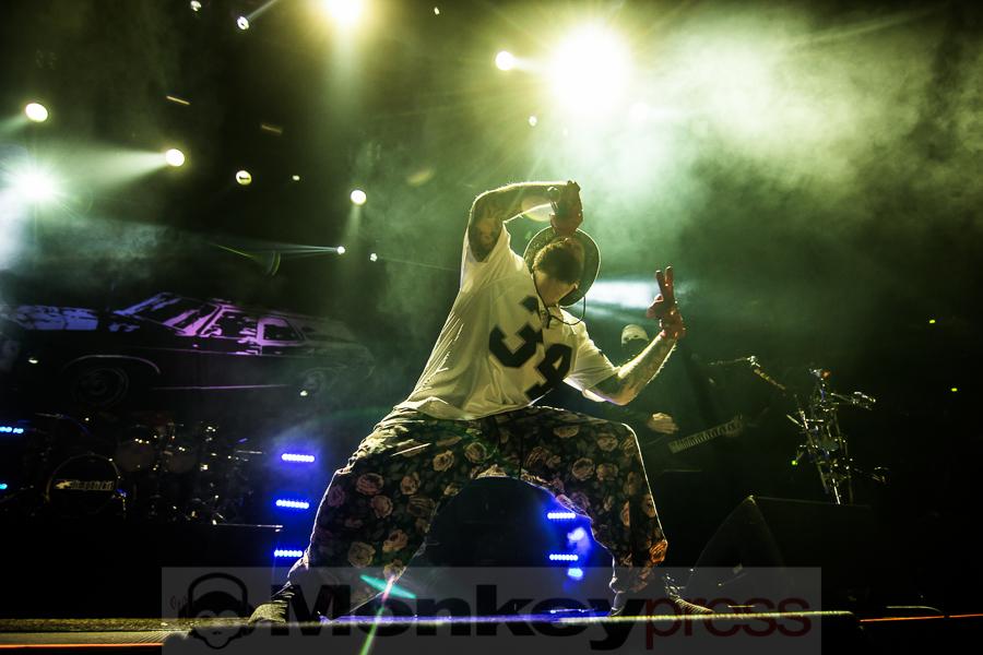 LIMP BIZKIT im Sommer wieder auf Deutschland-Tour