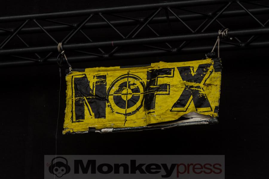 NOFX, © Markus Hillgärtner
