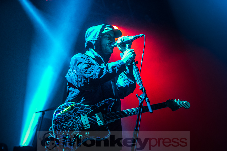 Portugal. The Man, © Markus Hillgärtner