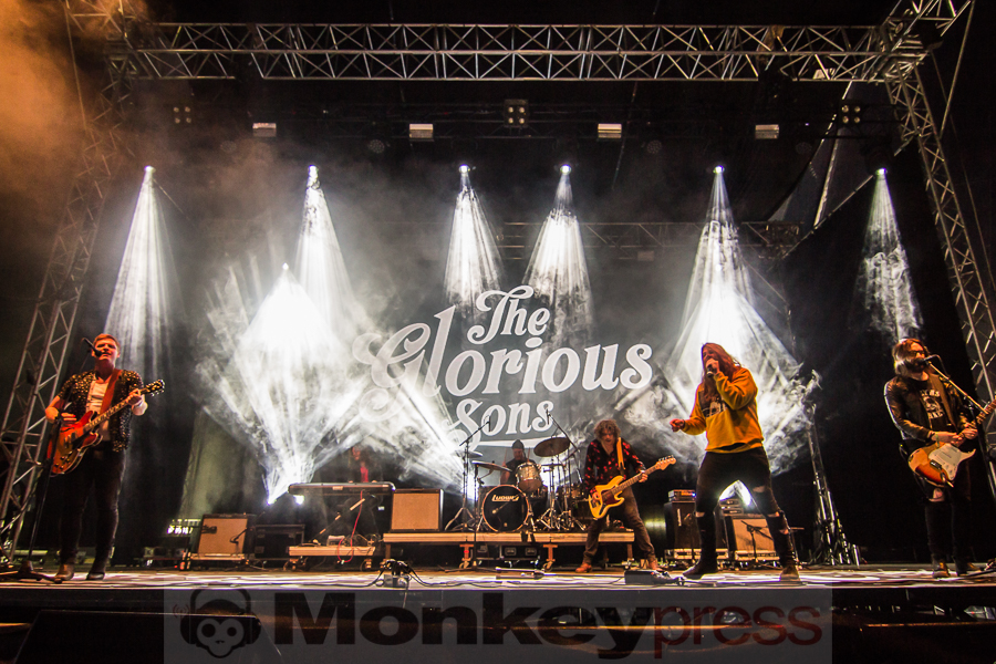 The Glorious Sons, © Markus Hillgärtner