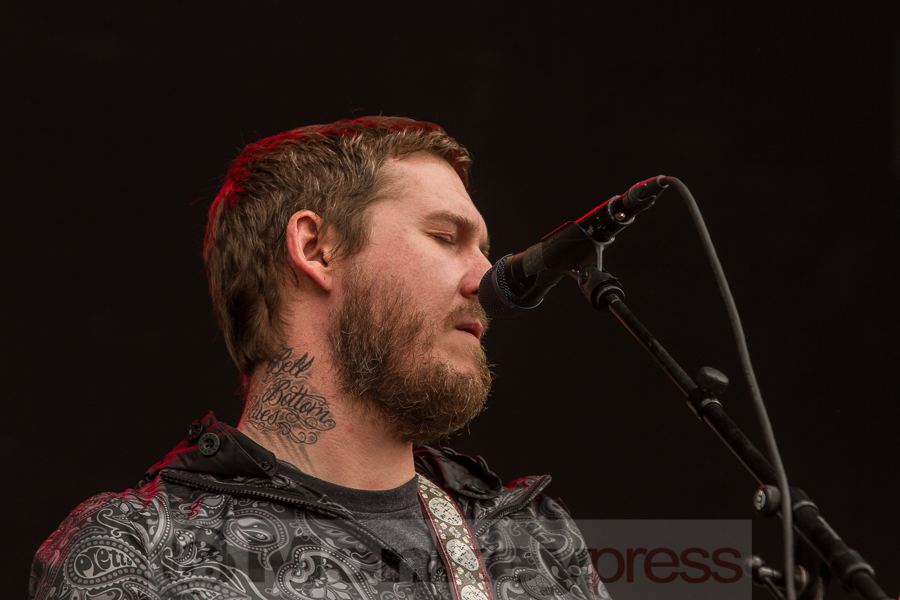 Brian Fallon & The Howling Weather, © Markus Hillgärtner