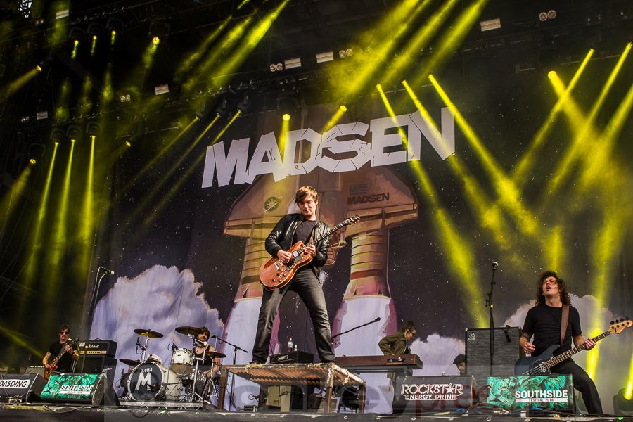 Madsen, © Markus Hillgärtner