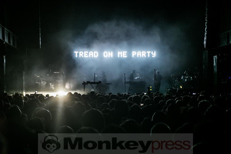 Massive Attack, © Andre Techert