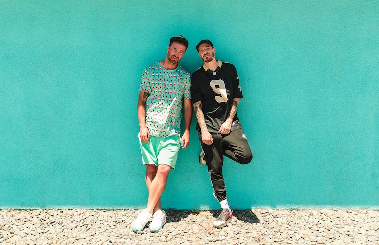 CASPER & MARTERIA veröffentlichen gemeinsames Album – erste Single Champion Sound erschienen
