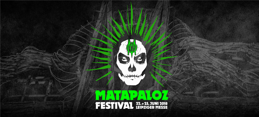 MATAPALOZ Festival in Leipzig 22. + 23. Juni 2018