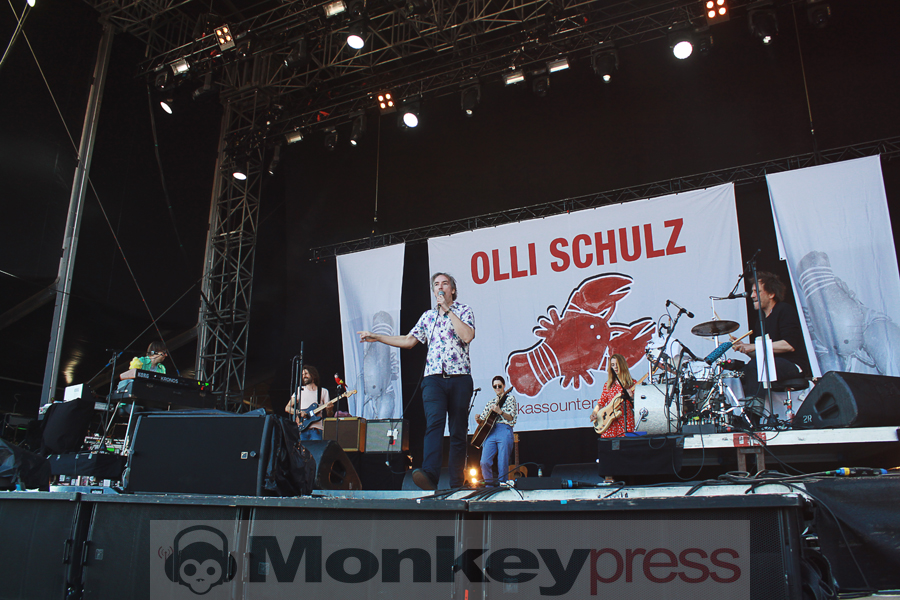 Olli Schulz, © Claudia Helmert