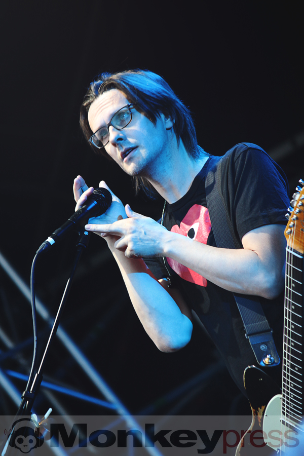 Steven Wilson, © Claudia Helmert