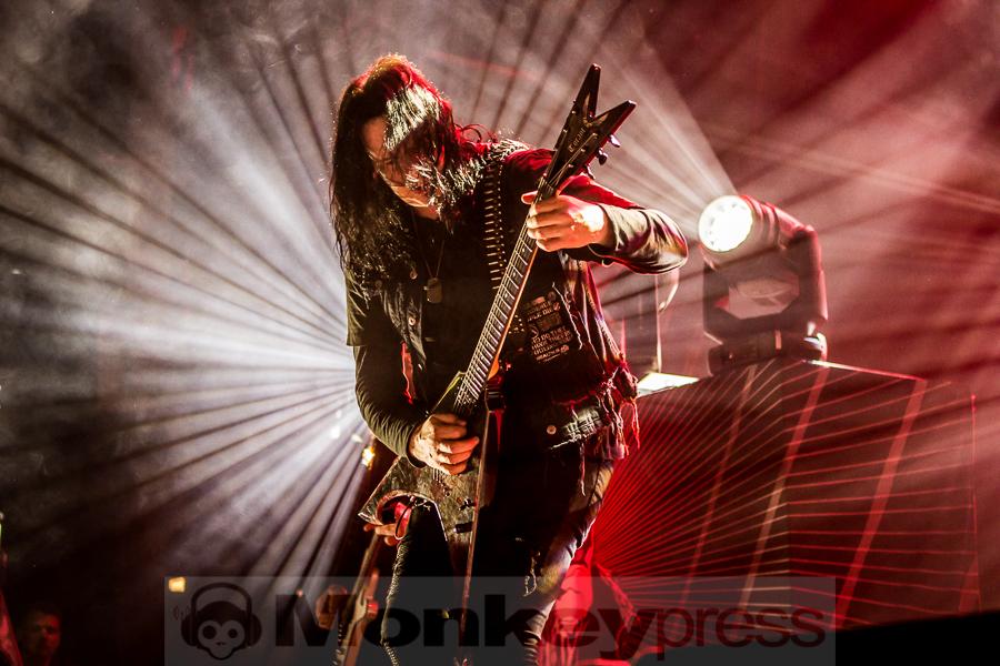 Arch Enemy, © Markus Hillgärtner