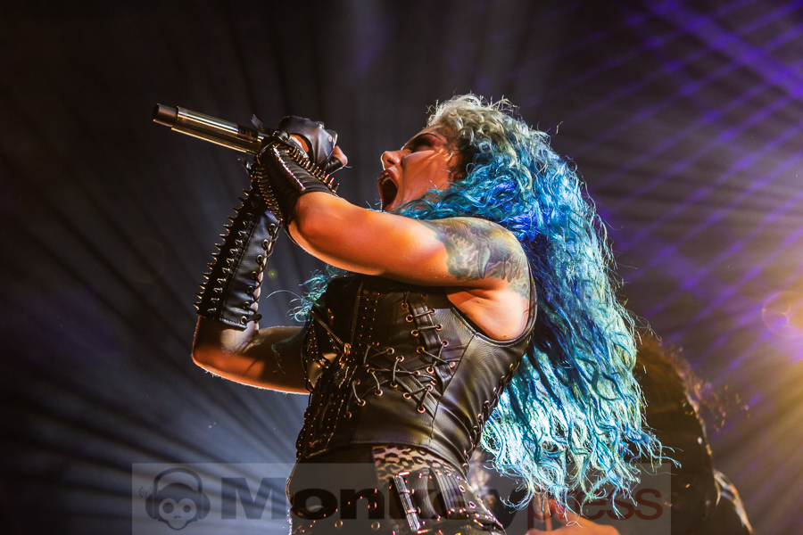 Arch Enemy, © Markus Hillgärtner