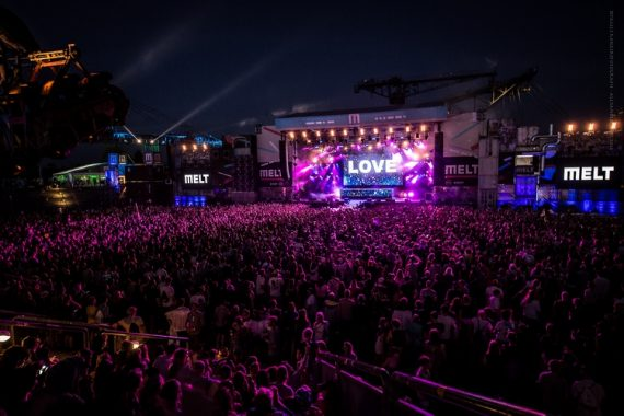 MELT! FESTIVAL 2018 – Gräfenhainichen, Ferropolis (13.-15.07.2018)