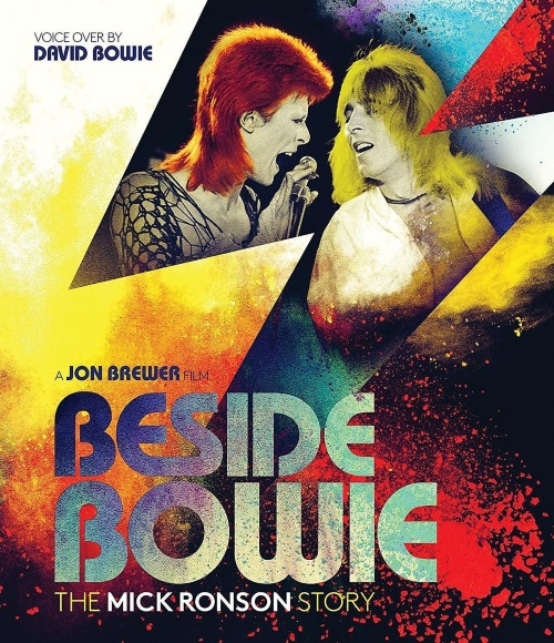 BESIDE BOWIE: THE MICK RONSON STORY – The Film