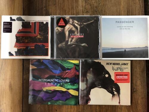 [Verlosung] A SUMMER'S TALE 2018 – CDs teilnehmender Künstler zu gewinnen