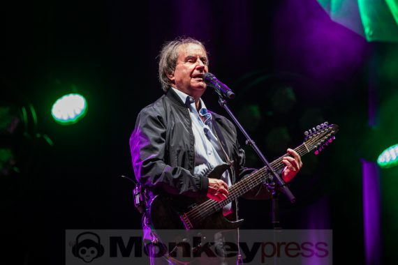Fotos: CHRIS DE BURGH
