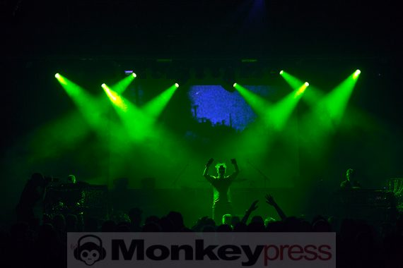 Fotos: FRONT LINE ASSEMBLY