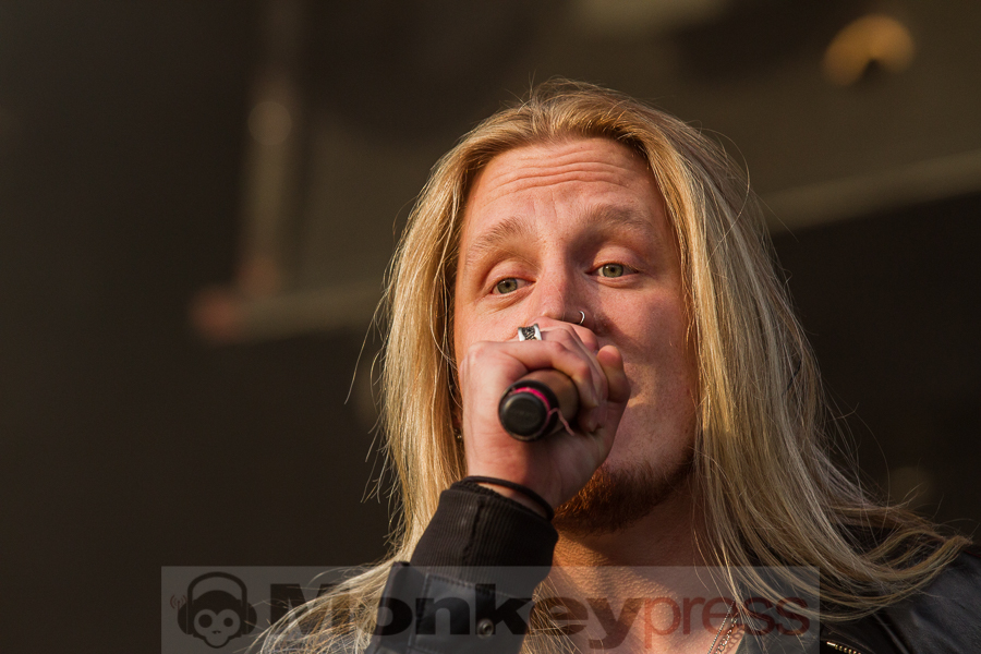 DragonForce, © Markus Hillgärtner