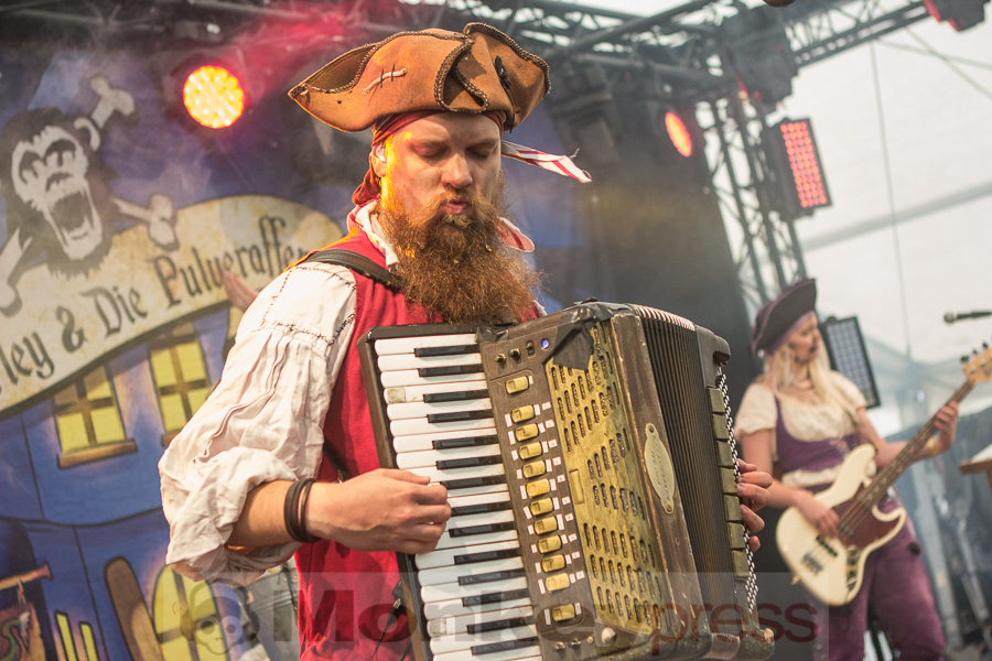 Mr. Hurley & Die Pulveraffen, © Markus Hillgärtner