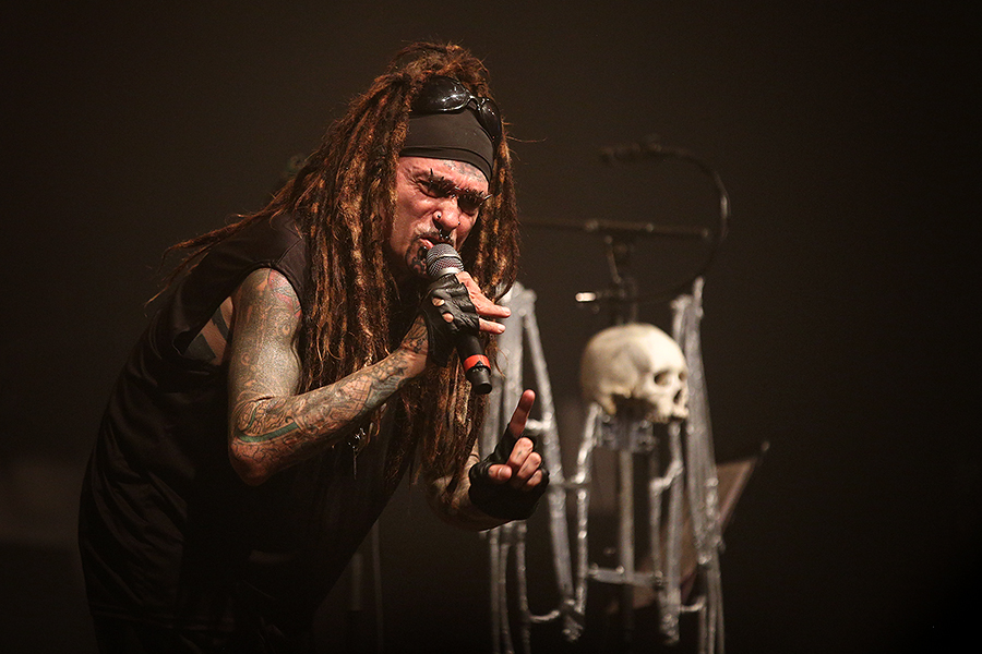 Ministry, © Sandro Griesbach