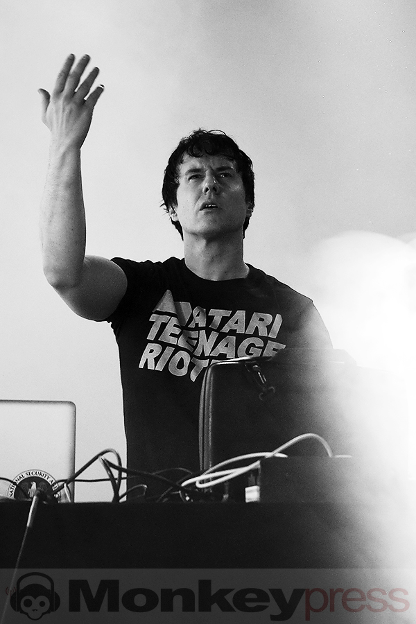 Atari Teenage Riot © Sandro Griesbach
