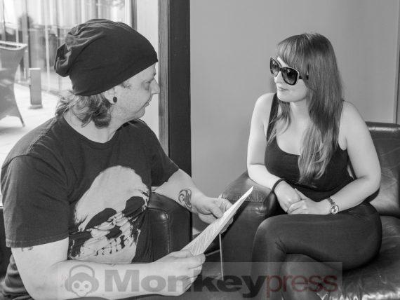 Interview: MASSENHYSTERIE (Jo Hysteria)