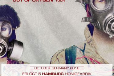 [beendet] Verlosung: Monkeypress.de präsentiert: THE RED PAINTINGS Tour 2018