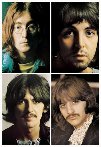 """THE BEATLES: Das """"weiße Album"""" wird 50"""