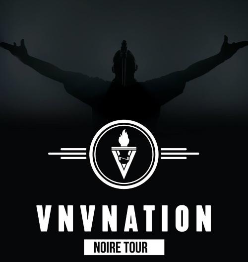 VNV Nation auf Tour zum neuen Album - Noire Tour 2018