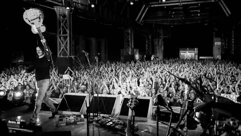 JACK WHITE - Dortmund, Warsteiner Music Hall (14.10.2018)