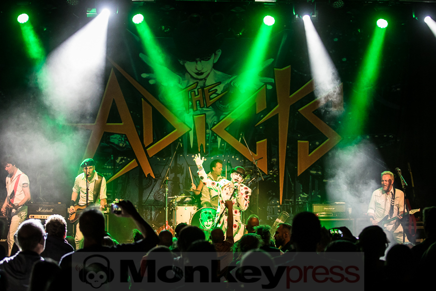 Fotos: THE ADICTS