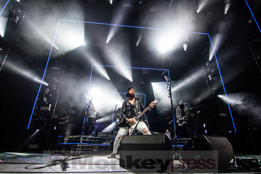 Bullet For My Valentine, © Markus Hillgärtner