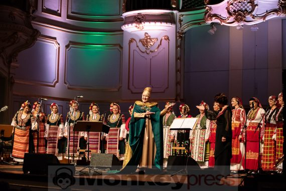 Fotos: THE MYSTERY OF THE BULGARIAN VOICES