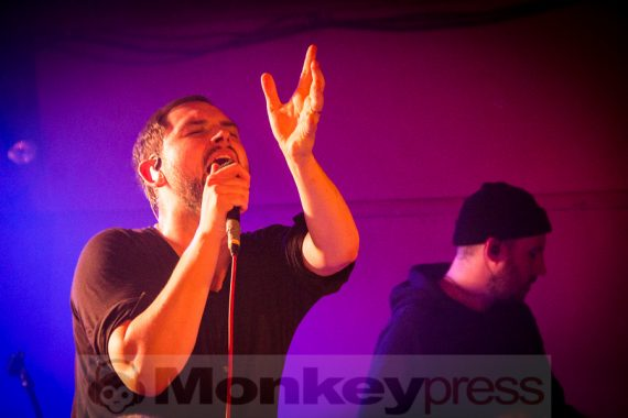 THE TWILIGHT SAD – Wiesbaden, Schlachthof/Kesselhaus (11.11.2018)