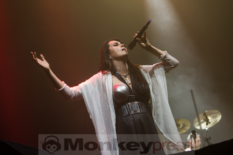 within temptation konzert berlin