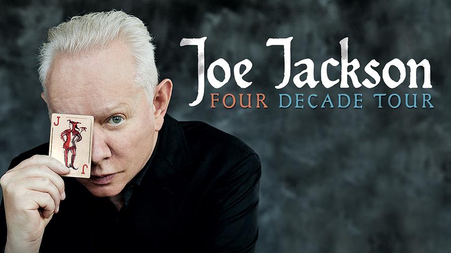 JOE JACKSON kommt mit neuem Album und anschließender Tour zurück!