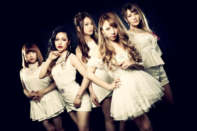LOVEBITES - Power Metal aus Japan