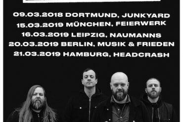 Monkeypress.de präsentiert: CANCER BATS live in Deutschland 2019