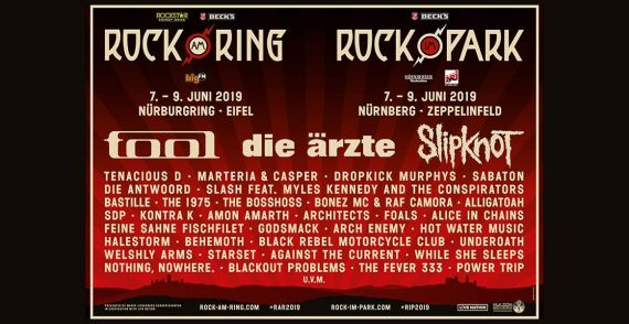 TENACIOUS D bei ROCK AM RING und ROCK IM PARK 2019!