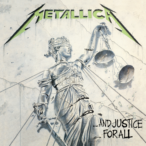 METALLICA – … And Justice For All (REMASTERED)