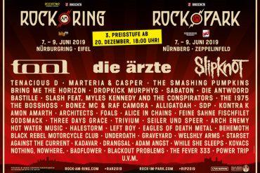 BRING ME THE HORIZON exklusiv bei Rock am Ring & Rock im Park!