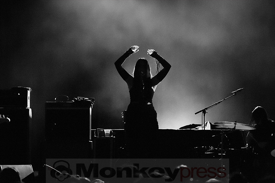 Chelsea Wolfe ©Marcus Nathofer