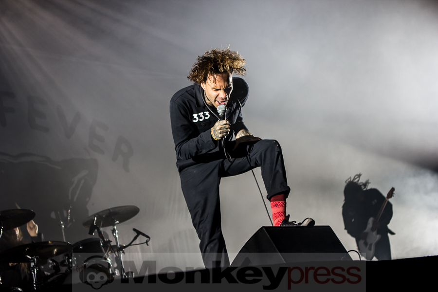 Fever 333, © Markus Hillgärtner