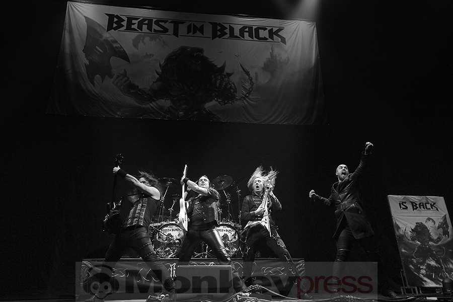 Beast in Black © Sandro Griesbach