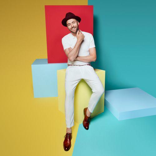 MAX MUTZKE bringt mit Colors Live! Farbe in die Konzertsäle