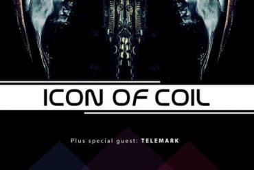 ICON OF COIL - zum Jahresende auf Tour