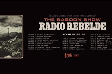 Girls to the Front - THE BABOON SHOW on Tour