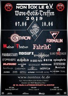 WGT 2019 – Wave-Gotik-Treffen in Leipzig – Bands, News und Co. hier!