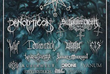 CULTHE FEST 2019 – Unaussprechliches Undergroundfestival in Münster geht in die sechste Runde