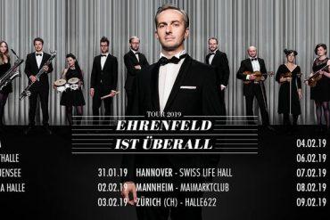 JAN BÖHMERMANN & RUNDFUNKTANZORCHESTER EHRENFELD - Köln, Palladium (22.01.2019)